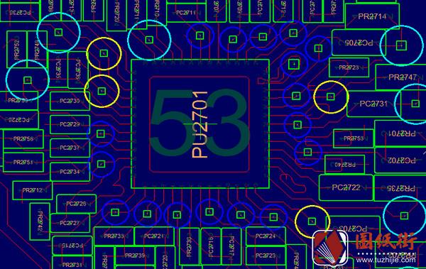 Lenovo 110-17IKB DG710 NM-B031 Rev 0.1联想笔记本点位图