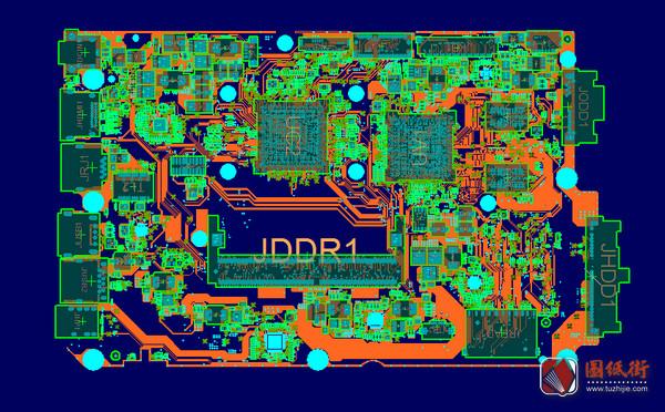 Lenovo 110-14AST CG412 NM-B102笔记本维修点位图