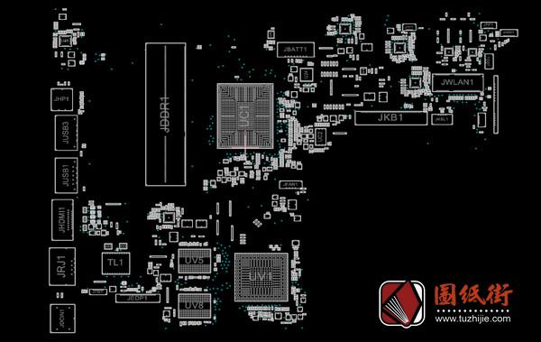 LENOVO 320-15IAP NM-B301 DG424_DG524 REV 1.0联想笔记本点位图