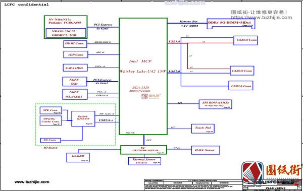 Lenovo S145 FS441_FS540 NM-C121 Rev 0.1联想笔记本图纸