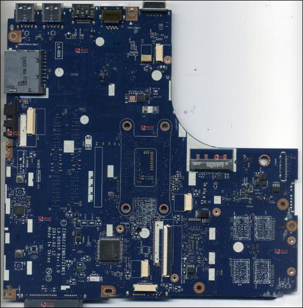 Lenovo B40 B50 E40 E50 la-b091p REV:1.0联想笔记本主板图片