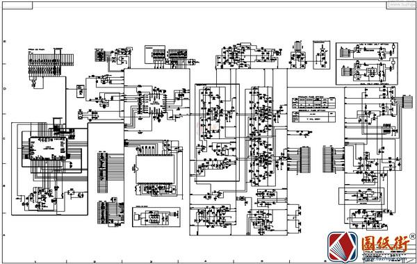 三星Galaxy S8(SM-G950F)电路原理图+逻辑框图+位置图