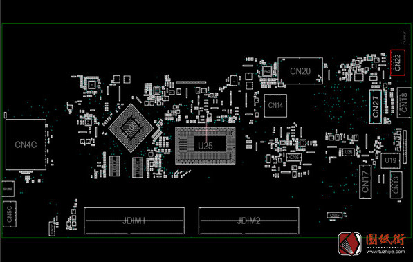 Quanta X81K点位图