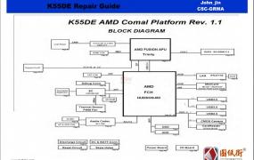 Asus K55DE维修手册PDF