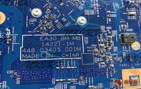 Acer ES1-311 EA30 14221-1M宏基笔记本BIOS资料