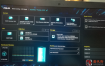 华硕飞行堡垒FX80键盘背光灯亮黑屏开不了机
