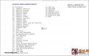 华为荣耀8C honor 8c 手机电路原理图纸