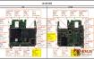 华为NOVA2手机故障维修指导 实物点测图 维修流程思路