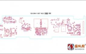 iPad3 820-2996-11位号图位置图  0908