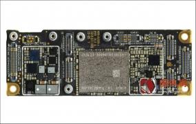 手机维修资料下载-iPhone 11 820-01523-A主板图片