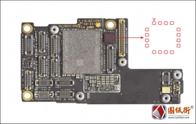 iPhone 11 Pro 重力陀螺仪对地阻值