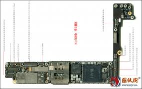 iPhone8P接口插座对地阻值图