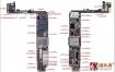 iPhone 8 Plus高通版芯片标注图