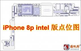 手机点位图-苹果iPhone 8P intel版点位图
