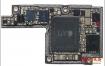 iPhoneX Q3350充电保护管对地阻值图