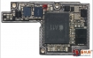 iPhoneX U3100主供电管对地阻值图