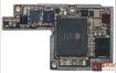 iPhoneX U3300充电管理芯片对地阻值图