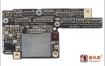 iPhoneX U3600重力感应陀螺仪对地阻值图