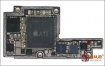 iPhoneX U4100闪光灯对地阻值图