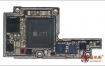iPhoneX U6200快充充电管对地阻值图