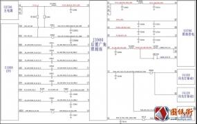 iphoneX J3900后置广角照相座电路方框图