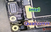 iPhone X 高通版和Intel版区别