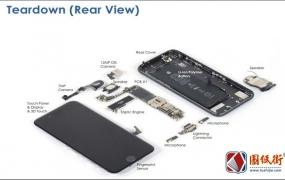 苹果iPhone7拆卸及元件厂商