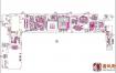 Meizu Pro 7 Plus (M1793)魅族手机主板元件位号图