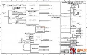 OPPO A37手机主板图纸+位号图