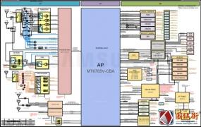Samsung SM-A12 SM-A125F SM-A125M三星手机维修手册