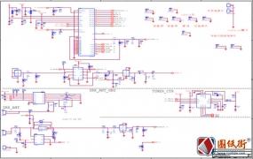 小米9se手机电路原理图纸