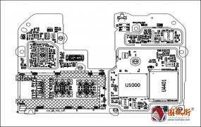 小米手机图纸-RedMi红米9原理图+位号图