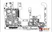 小米维修资料-红米K20pro手机维修图纸-电路原理图+位号图
