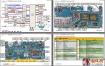 小米Max 2 逻辑框图&主板元件分布图