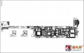 小米10pro手机维修图纸-电路原理图+位号图