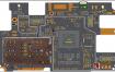 红米note5 LLDM650 D3-4主板元件位号图