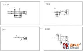 红米Y3 RedMi Y3(LLDM520)手机电路原理图纸
