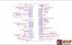红米8A手机电路图+位号图