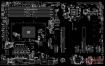 ASRock AB350 Gaming K4 r1.01点位图
