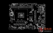 ASROCK H110M-DVS R2_R2.00华擎主板点位图