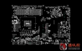 ASROCK H270 PERFORMANCE REV 1.02 华擎主板点位图