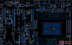 ASRock X399 Taichi Rev 1.02华擎点位图