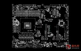 ASROCK Z170 GAMING K6 Rev1.04 华擎点位图FZ