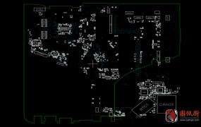 ACER E1-410_410G EA40 BM-1M 13233-1宏基笔记本点位图
