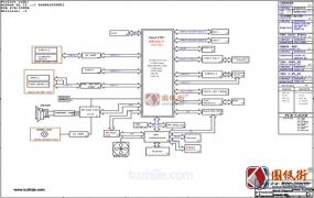 Acer V3-372 Wistron BA30 Mihawk SL 13 15208-3宏基笔记本原理图