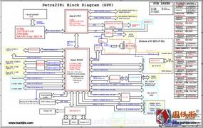 Acer Z24-891 Petra238i 17567-1M宏基主板电路原理图