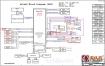 ACER AZC-610 AIO APISA2 13038 REV1A主板电路原理图纸