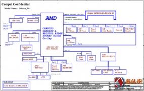 ACER ES1-523 COMPAL LA-D661P REV. 0.3宏基笔记本电路原理图纸