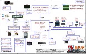 Acer A715-71 C5MMH LA-E911P REV 1A宏基笔记本图纸
