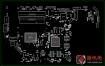 Acer A315 LA-G021P REV:1.B宏基笔记本点位图 主板+小板
